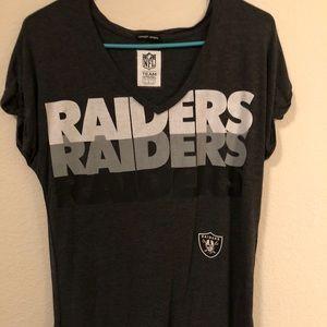 Raiders shirt!